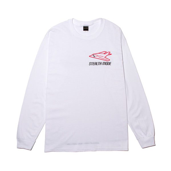 Plane Photo Long Sleeve - StealthMode