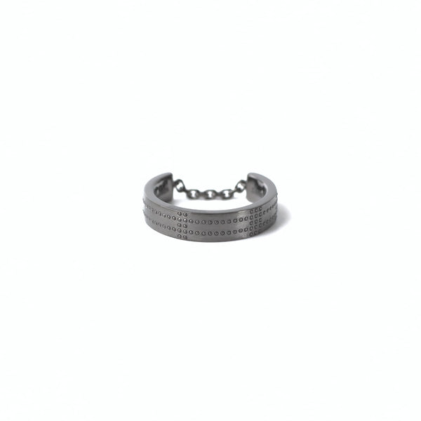Airplane Surface Ring 2.5mm - black - StealthMode