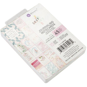 "My Prima Planner Surfboard Journaling Cards 3""X4"" 45/Pkg"