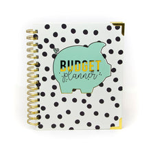 Load image into Gallery viewer, Carpe Diem Budget 12 Month Spiral Planner - Undated