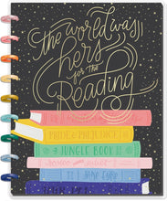 Load image into Gallery viewer, Classic Happy Notes™ - The Bookish World Was Hers