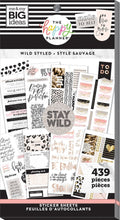 Load image into Gallery viewer, Value Pack Stickers - Wild Styled