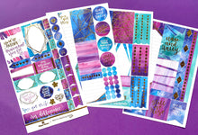 Load image into Gallery viewer, EMPOWERMENT WEEKLY KIT PLANNER STICKERS