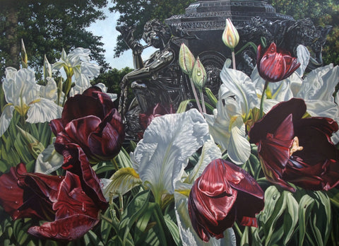"""Tulips in Albert Park"" - Paul Coney"