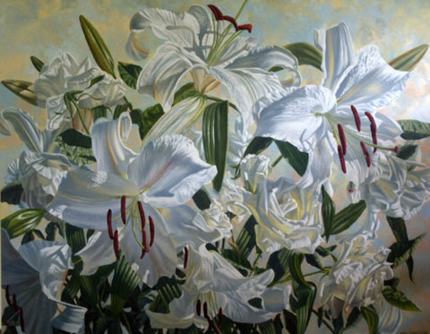 """Full Bloom"" - Paul Coney"