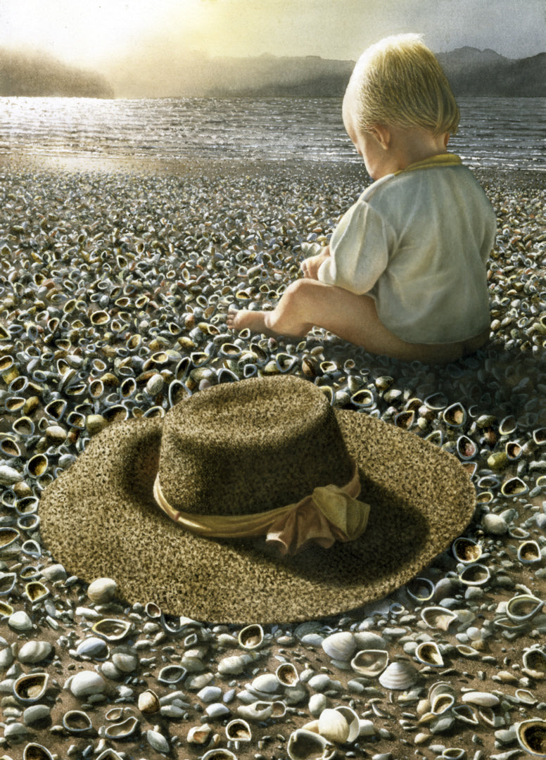"""The Sunhat"" - Paul Coney"