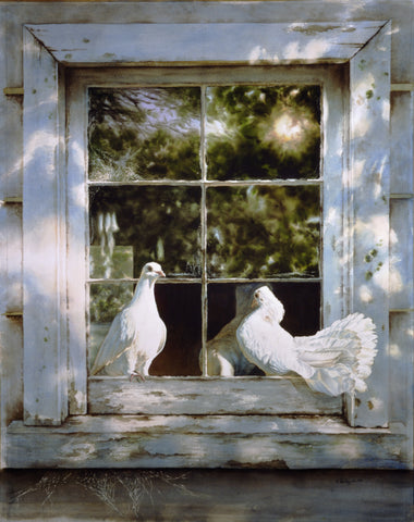 """Through a Window"" - Paul Coney"