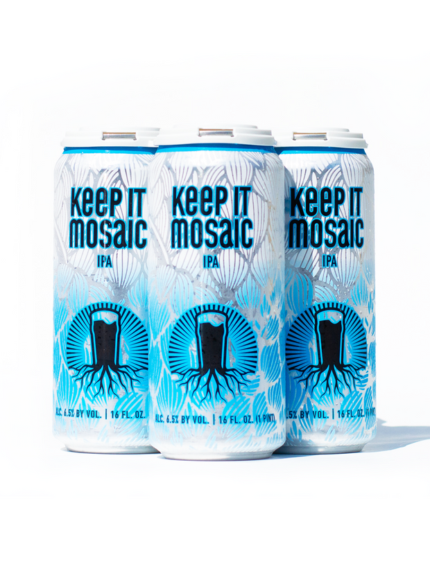 Keep It Mosaic IPA - 4 Pack