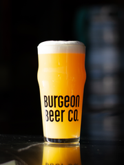 Burgeon Logo Pint - Shipping