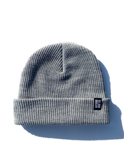 Burgeon Beanie - Grey