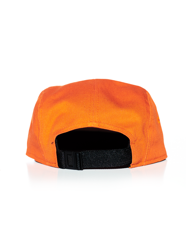 Burgeon Rust 5-Panel Hat