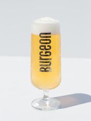 Burgeon Pilsner Glass - Pickup & Local Delivery
