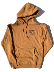Pullover Hoodie | Saddle