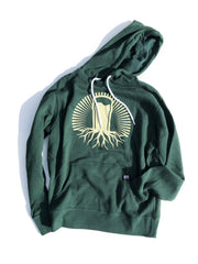 Pullover Hoodie | Green