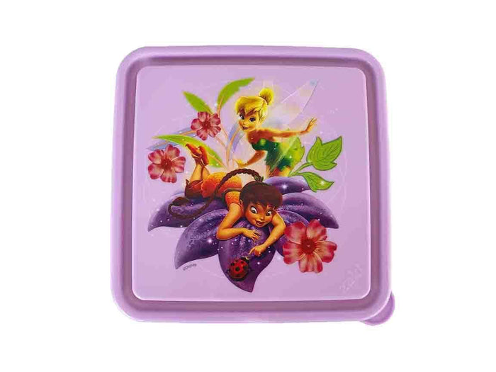 Recipiente 770ml con tapa Fairies