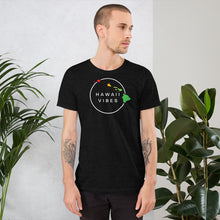 Load image into Gallery viewer, Men's Hawaii Vibes Premium T-Shirt - Island Reggae / White - Hawaii Vibes Clothing