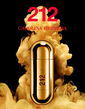 Perfume Carolina Herrera 212 Vip 50 ml