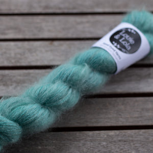 Mohair Silk Lace - Mint