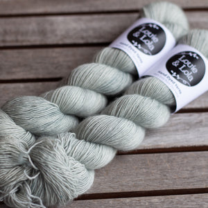 Merino Singles - Light Sage
