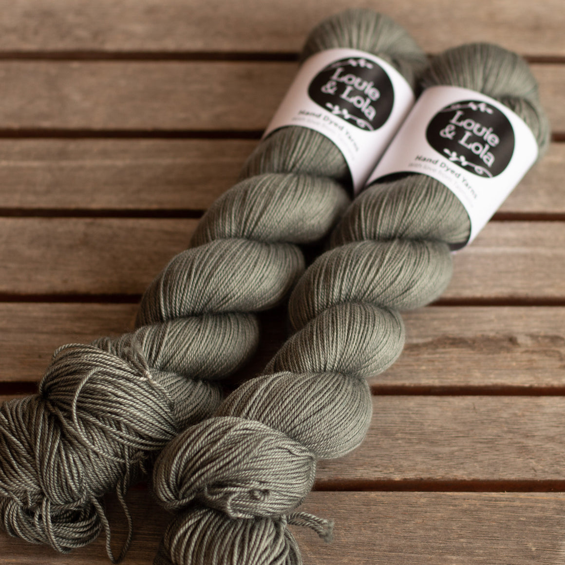 Merino Silk Cashmere Fingering - Seaspray