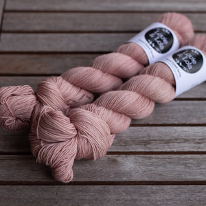Merino Nylon Sock - Damask