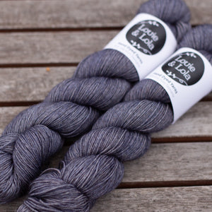 Merino Silk Yak Fingering - Summer Days