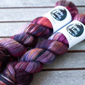 BFL Nylon Fingering - Flying Fish