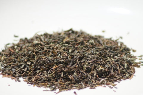 Darjeeling Black Tea, First Flush, 250 g; organic certified