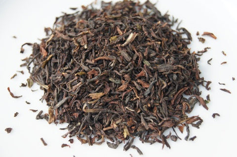 Darjeeling Black Tea, Second Flush, 250 g; organic certified