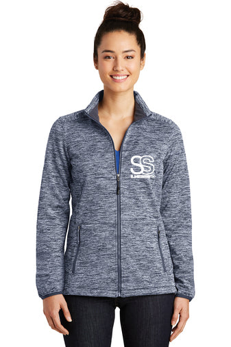 SS Branded Soft Shell Jacket - SlimStrength ActiveWear - Apparel with Purpose