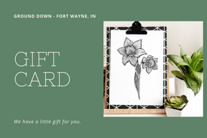 Residential Pick Up Gift Card