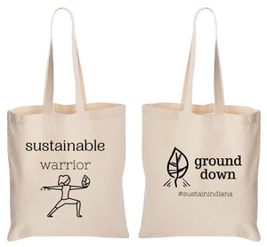 Sustainable Warrior Tote