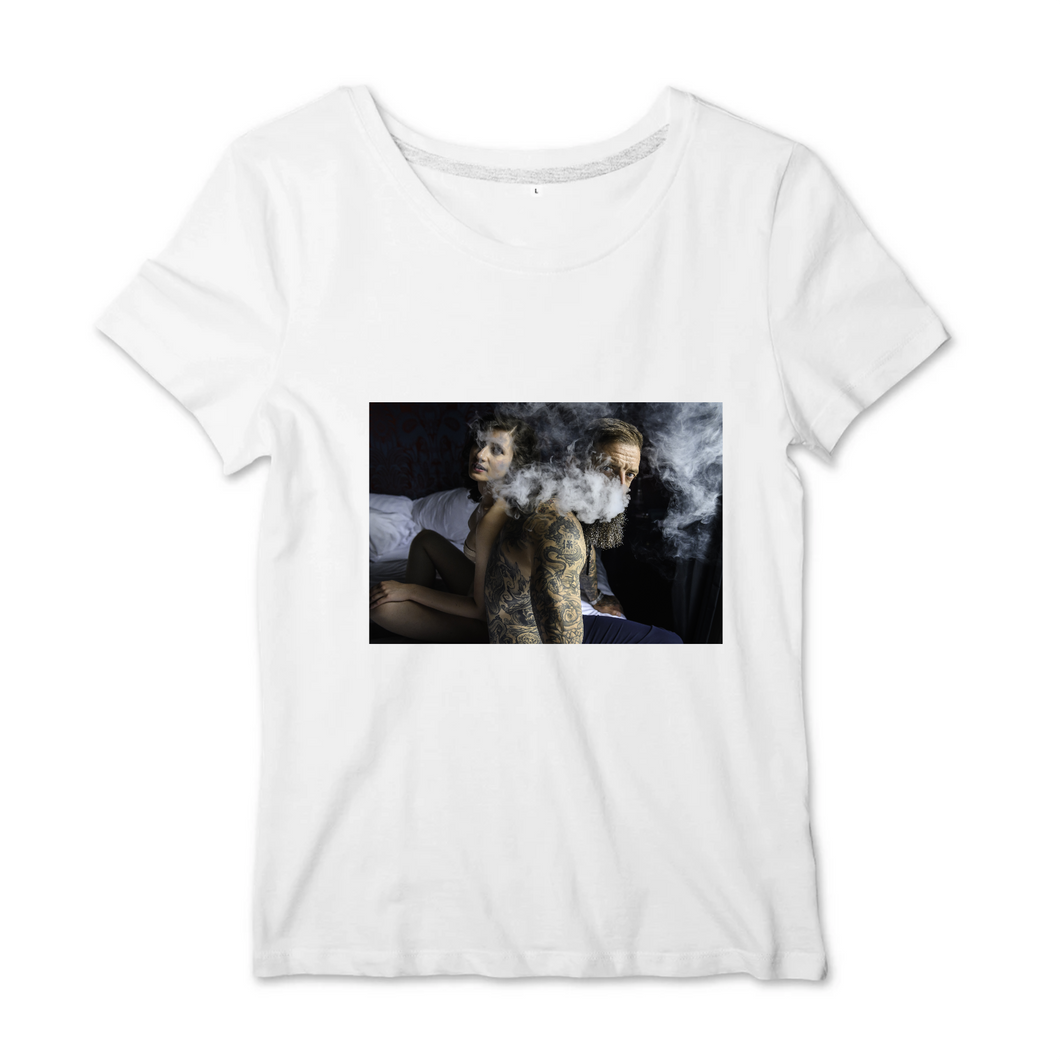 Collection Harold Hermann - 3 - T-SHIRT FEMME 100% COTON