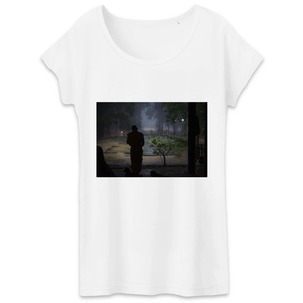 Collection Harold Hermann - 4 - T-SHIRT FEMME 100% COTON BIO - TW043
