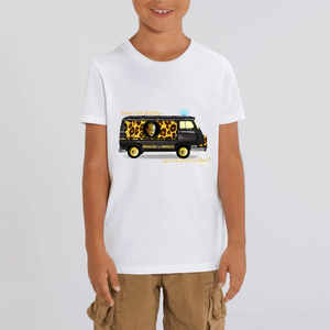 Collection Nordine le Nordec - Estafette V2 by Sam Di Lorenzo - T-SHIRT ENFANT - COTON BIO - MINI CREATOR