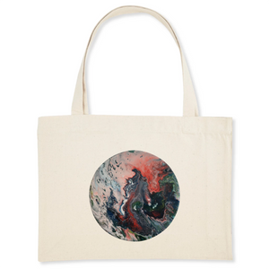 Collection Ji Loon - El Dragon - SHOPPING BAG - COTON BIO