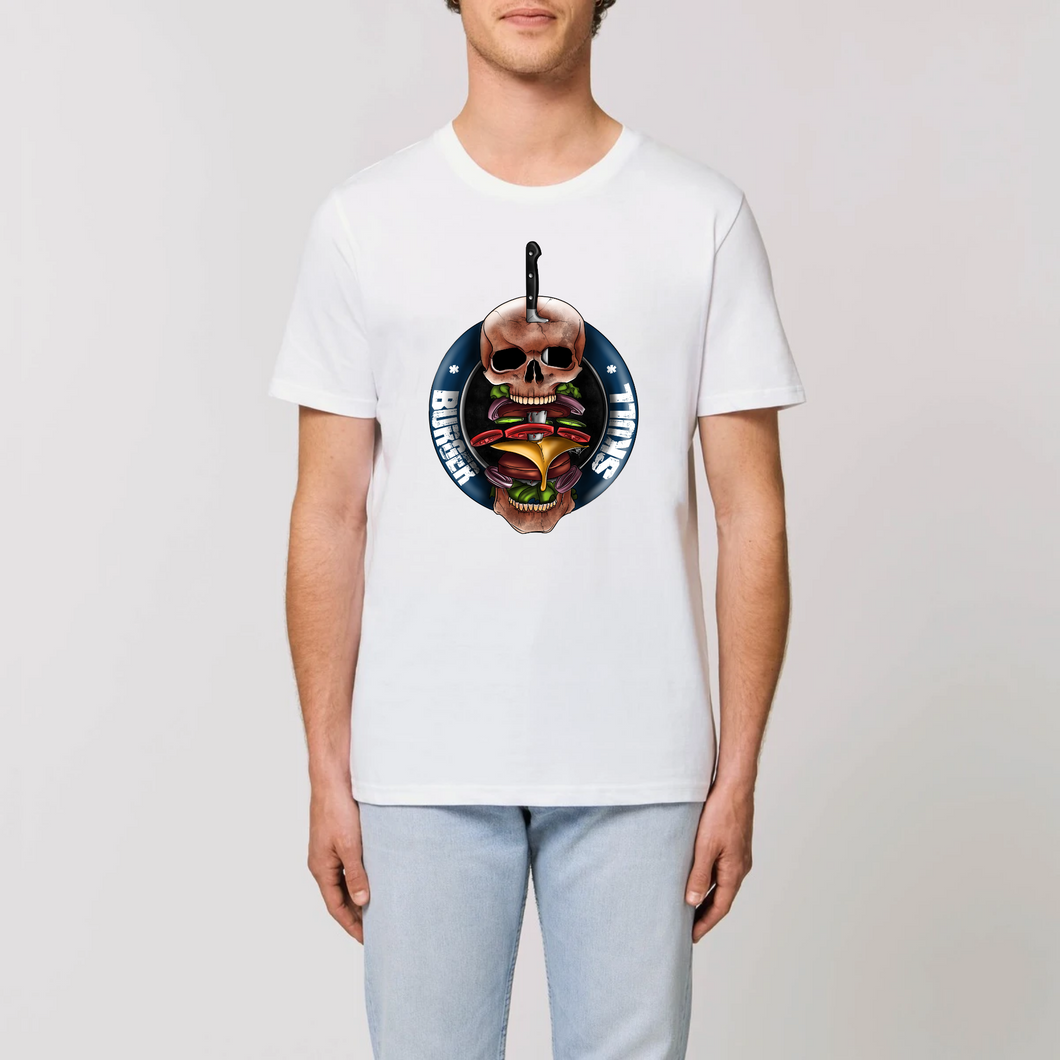 Collection Le comics'Art de Sam - The Skewer - ROCKER - T-SHIRT UNISEXE