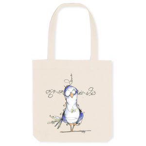 Collection Katyk - Pigeon - TOTEBAG - COTON BIO
