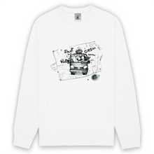 Charger l'image dans la galerie, Collection Katyk - Trafic - SWEAT-SHIRT UNISEXE - WUI20