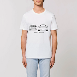 Collection j'aime les Porche - 1966 - 2020 - ROCKER - T-SHIRT UNISEXE