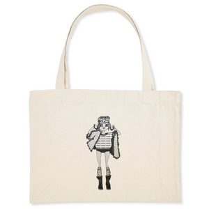 Collection Benjo - Fragile - SHOPPING BAG - COTON BIO