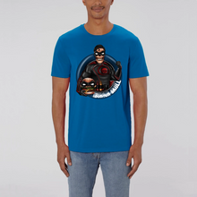 Charger l'image dans la galerie, Collection Le comics'Art de Sam - Burger Skullman - T-SHIRT UNISEXE - COTON BIO - CREATOR