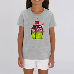 Collection DI LORENZO Nadège - Sweet love - T-SHIRT ENFANT - COTON BIO - MINI CREATOR