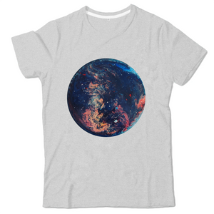 Collection Ji Loon - Space - T-SHIRT ENFANT - 100 % COTON