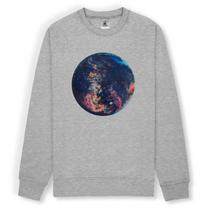 Collection Ji Loon - Space - SWEAT-SHIRT UNISEXE - WUI20