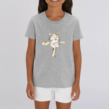Charger l'image dans la galerie, Collection Katyka - Girafe - T-SHIRT ENFANT - COTON BIO - MINI CREATOR