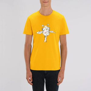 Collection Katyka - Girafe - T-SHIRT UNISEXE - COTON BIO - CREATOR