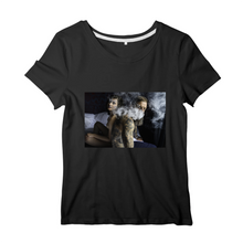Charger l'image dans la galerie, Collection Harold Hermann - 3 - T-SHIRT FEMME 100% COTON