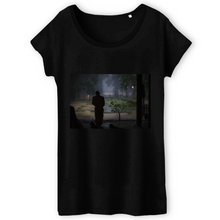 Charger l'image dans la galerie, Collection Harold Hermann - 4 - T-SHIRT FEMME 100% COTON BIO - TW043