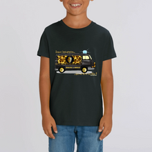 Charger l'image dans la galerie, Collection Nordine le Nordec - Estafette V2 by Sam Di Lorenzo - T-SHIRT ENFANT - COTON BIO - MINI CREATOR